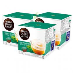 Nescafe Dolce Gusto Marrakesh Style Tea Koffiecups 16 stuks