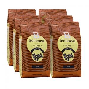 Lavazza Bourbon Caffe Forte Koffiebonen 1 kg