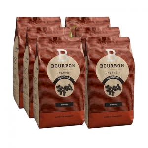 Lavazza Bourbon Caffe Intenso Koffiebonen 1 kg