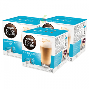 Nescafe Dolce Gusto Cappuccino Ice Koffiecups 16 stuks