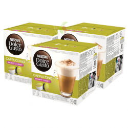 Nescafe Dolce Gusto Cappuccino Light Koffiecups 16 stuks