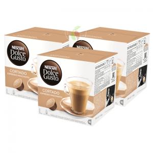 Nescafe Dolce Gusto Cortado Koffiecups 16 stuks