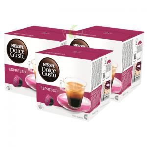 Nescafe Dolce Gusto Espresso Koffiecups 16 stuks