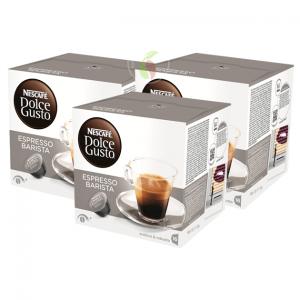 Nescafe Dolce Gusto Espresso Ristretto Barista Koffiecups 16 stuks