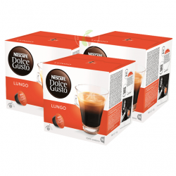Nescafe Dolce Gusto Lungo Koffiecups 16 stuks
