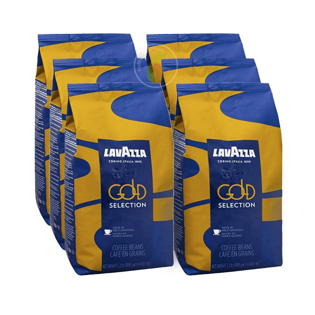 Lavazza Gold Selection Koffiebonen 1 kg