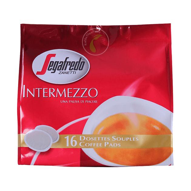 Segafredo Intermezzo Koffiepads 16 stuks