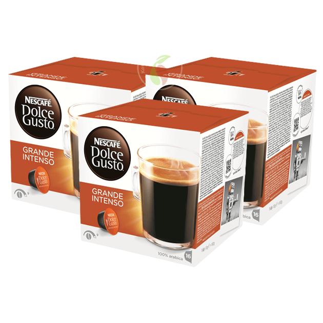 Nescafe Dolce Gusto Grande Intenso Koffiecups 16 stuks