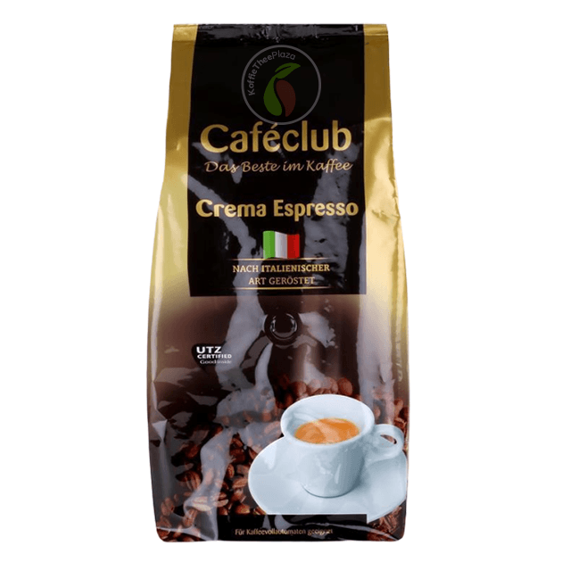 Cafeclub Crema Espresso Koffiebonen 1 kg